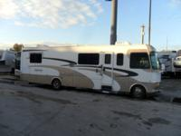 Pre-Owned 2002 Thor Infinity Motor Home Class A Slides: