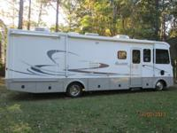 2002 Tiffin Allegro * Workhorse Framework. Chevrolet