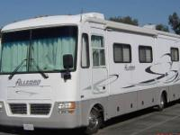 2002 Tiffin Allegro. 2002 Tiffin Allegro model in great