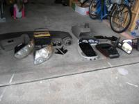We are selling parts from our 2002 Town and Country.