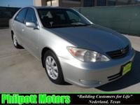 Options Included: N/A2002 Toyota Camry Le, silver with