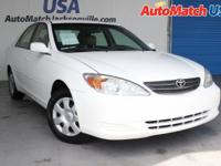 This 2002 Toyota Camry SE is offered to you for sale by