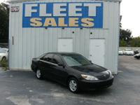 Options Included: Alloy Wheels, AM/FM Radio, CD Player,