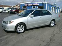 2002 TOYOTA CAMRY SE 3.0 V6! AUTOMATIC! FINANCING