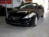 2008 Toyota Camry Solara SLE with Navigation System,