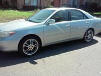"2002 TOYOTA CAMRY XLE----AUTO==V6==""BEAUTIFUL"
