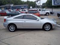 Options Included: 2002 Toyota Celica GT with 105k