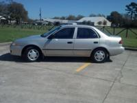 * * COME MAKE A MONEY DEAL! * *. * 2002 Toyota