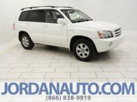 This 2002 Toyota Highlander Limited is ready for a new