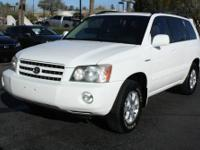2002 Toyota Highlander Sport Utility Our Location is: