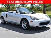 Clean CARFAX. CARFAX One-Owner. Leather Interior, Full