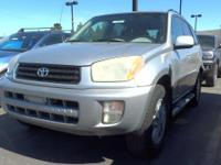 Check out this 2002 Toyota RAV4 L. Its Automatic