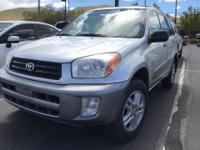 Look at this 2002 Toyota RAV4 . Its 5SP transmission