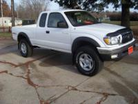 2002 Toyota Tacoma 4x4 Extended Cab TRD OffroadV6 5