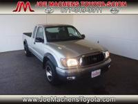 4 Cylinder Engine, AM/FM Stereo, Cassette, Cloth Seats,