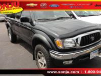 Includes a CARFAX buyback guarantee*** This Tacoma has