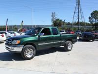 Options Included: N/AThis 2002 Toyota Tundra SR5