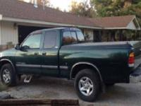 2002 Toyota Tundra SR5 This work truck has 192,000