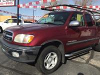 Grab a bargain on this 2002 Toyota Tundra SR5 before