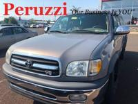 Silver 2002 Toyota Tundra SR5 4WD 4-Speed Automatic