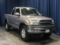 Clean Carfax 4x4 Budget Truck with Towing Package!