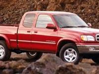 2002 Thunder Gray Metallic Toyota Tundra SR5 4-Speed