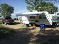 2002 Trail Lite, Bantam Hybrid. Great condition,
