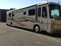 2002 Travel Supreme M-40DS0-370HP. This magnificent RV