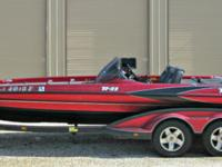 2002 Triton TR22 powered by 2002 Yamaha 250 VMAX. One