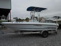 Description 2002 Triumph 19' Suzuki 140hp 2002 Triumph