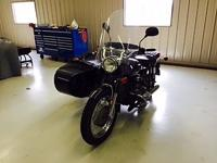 2002 URAL With Sidecar , Like new , 6117KM , 3,792.