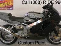 2002 Used Kawasaki Ninja ZX9R For Sale-U1834 with