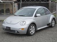 2002 Volkswagen Beetle 72,065 miles Will be auctioned