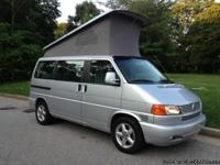 This auction is for our exceptionally clean Eurovan