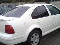 I'm selling white volkswagen jetta gls, 4 cyl, 2.0,