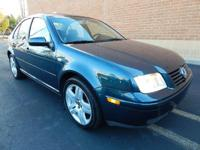 Selling a 2002 VW Jetta VR6 rns and drives great with