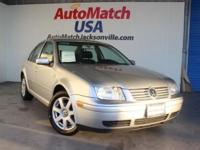 2002 Volkswagen Jetta Sedan Sedan GLX Our Location is: