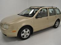 Bargain Corral Special!!! VW Jetta wagon with only 94k