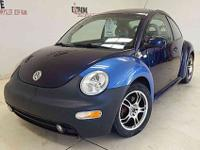 2002 Volkswagen New Beetle GLX TURBO LEATHER SUNROOF,