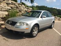 We simply entered an immaculate 2002 VW Passat GLX