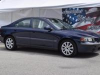 This outstanding example of a 2002 Volvo S60 2.4T A SR
