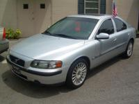 02' Volvo S60 Turbo! Only 120k miles Auto, Leather,
