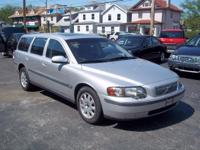 Options Included: N/A2002 Volvo V70 2.4, auto, silver