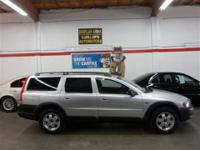 2002 VOLVO XC70 AWD CROSS COUNTRY STATION WAGON ALL