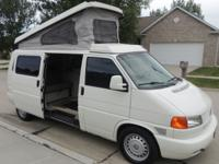 VIN: WV2EB47042H062861 White exterior; Gray interior;