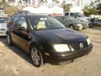 2002 VW Jetta GLS 1.8 L Turbo in good condition with