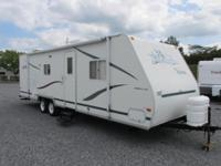 2002 Wilderness by Fleetwood design 829S. This camper