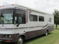 2002 Winnebago Adventurer M32V. This Class A