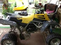 2002 worked banshee Great condition Needs nothing 396