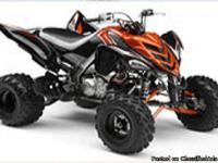 Make:  Yamaha Model:  Raptor Year: